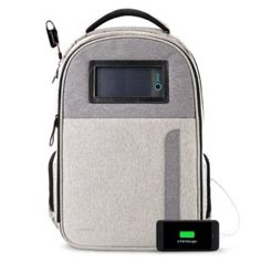 Senmer News Wire: Charging BackPacks: New Portal on All Things Gadget Backpack from senmer.com