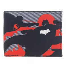 DC Comics Dawn Of Justice Bi-Fold Wallet