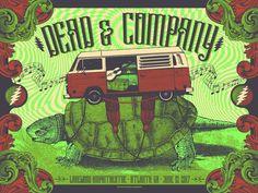 Dead & Company @DeadandCompany Jun 13 Atlanta : Brande Jackson