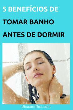 Tomar banho antes de dormir Good Night Sleep, Fitness, Keto Recipes, Health And Wellness, Makeup, Psychology Facts, Body Fitness, Healthy Skin, Natural Health