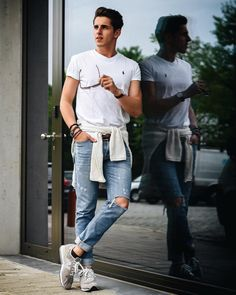 Men's Casual Inspiration #3 | MenStyle1- Men's Style Blog