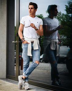 Men's Casual Inspiration #3 | MenStyle1- Men's Style Blog