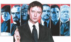Doctor Who - The Masters by *caldwellart on deviantART