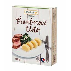 Ulehčení bezlepkového vaření -Směs na bramborové těsto NOMINAL aff#