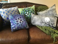 One Pillow form ONLY small to medium by TuckamoorWildcrafts
