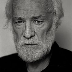 Richard Harris at the Savoy Hotel in 1997.