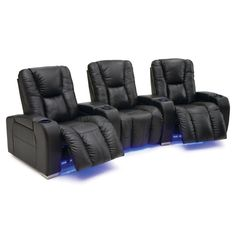 Power Theatre Chairs