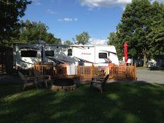 Family Camping at Lake Raystown Family Camping Resort