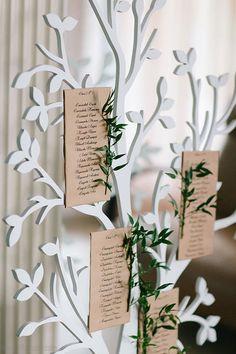Дерево пожеланий или план рассадки, seating plan, Rustic wedding