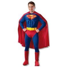 RUBIES SUPERMAN YETİŞKİN KOSTÜM MEDİUM :: Hesaplı Alışveriş - http://www.hesaplialisveris.net/rubies-superman-yetiskin-kostum-medium.html