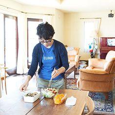 【特集 フィットする暮らしのつくり方】第2話:お料理も、暮らしも、欲張らない。