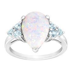 Αποτέλεσμα εικόνας για drop shaped opal cabochon ring