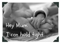 A lesson in strength from the premature babies I met in the hospital today.