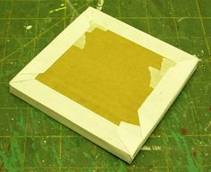 The finish coat of paper is glued down everywhere so it becomes a part of the…