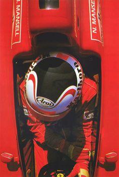 Nigel Mansell, 1989