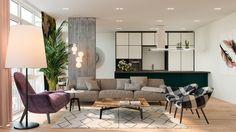 Drama queens apartment by SVOYA studio on Behance