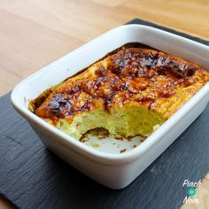 Baked Oats seem to have become really popular lately. Since we first posted the Bakewell Baked Oats recipe, and seeing just how popular they are, we decided to try our hand a few other flavours. The next on our list was this one…..Low Syn Manchester Tart Baked Oats. Synning the sweetener This recipe has been…