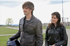 heartland - Ty and Blair. This episode almost made ME mad. Blair broke Amy and Ty up!!! How much worse can she get!!!