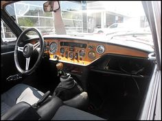 T73 1973 Triumph GT6 MKIII Fastback  Photo 4