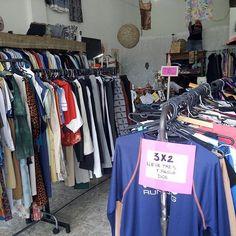 """LIQUIDACION POR FIN DE TEMPORADA: LLEVE 3 PAGUE 2 : en """"Abrete Closet"""" Feria Americana, 2da Rivadavia 21617, Ituzaingo, Bs. As. Argentina. 46240691."""
