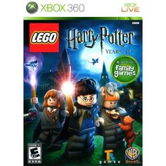 Lego Harry Potter: Years 1-4 (Xbox 360)