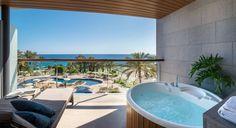 hoteles jacuzzi en la habitacion gran canaria radisson blu resort terraza jacuzzi