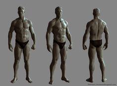 Anatomy Study, HoOman R on ArtStation at https://www.artstation.com/artwork/anatomy-study-d4453307-d6b9-48dd-99b1-4c11212cbcbb