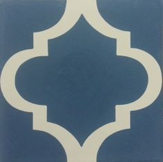 Decorative encaustic cement tiles, also known as Victorian, Moroccan, French, and hydraulic.