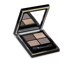 Color Intrigue Eyeshadow Quad - velvet plum Elizabeth Arden