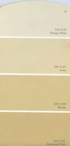 We Chose Blonde For Our Living Room And School Color Wall