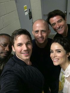 Cast of Timeless!