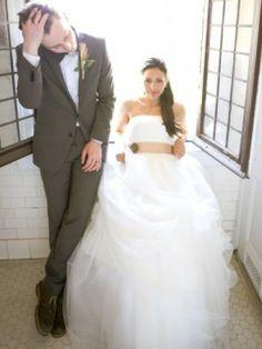 Vera Wang VW351065 Size 2 Wedding Dress – OnceWed.com