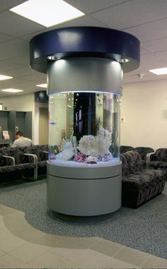 This would be nice & relaxing in a waiting area.