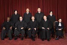 """""""Los jueces no son políticos"""": Corte Suprema"""
