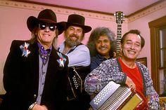 My Farther In-Law Doug Sahm, Augie Meyers, Freddy Fender, Flaco Jimenez