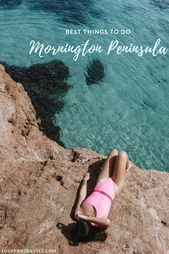 There are so many amazing things to do Mornington Peninsula. It has such a diverse landscape from jagged cliffs and rock pools to calm beaches. Visit Australia, Australia Travel, Solo Travel, Travel Tips, Travel Plan, Travel Advice, Travel Guides, Rock Pools, Victoria Australia