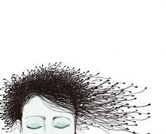 La última propuesta de Eva Díaz Riobello, Isabel González, Teresa Serván e Isabel Wagemann, junto con las ilustraciones de Virginia Pedrero, es un libro que, con apenas un hilo conductor —un pelo conductor, habría que decir—, logra mostrar, y acaso subvertir, más de un centenar de situaciones en torno al cuerpo, la feminidad, las relaciones, el sexo y la maternidad, la literatura, la familia y las apariencias, el amor. Provocador, emotivo, despiadado y rebelde. Actual.