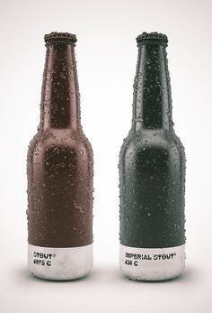 Pantone beer cans show you the shade of your beer