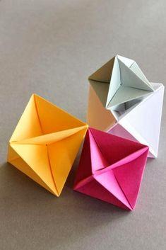 Traditional Design Video Tutorial Senbazurueurope INSTRUCTIONS: Pictures taken from: http://de.paperblog.com/diy-ori...