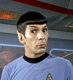 Star Trek: Mr. Spock