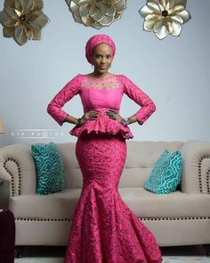 Hello ladies, these are glamorous aso ebi styles that will be okay for you to rock any owambe party. You deserve to look flawless, breathtaking and splendid