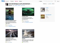 14 famous photographers who use Flickr - PhotoVenture