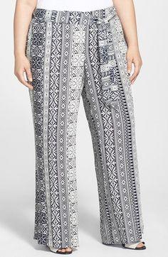 41421c610587 66 Best Plus size Wide Leg/Palazzo Pants images   Woman fashion ...