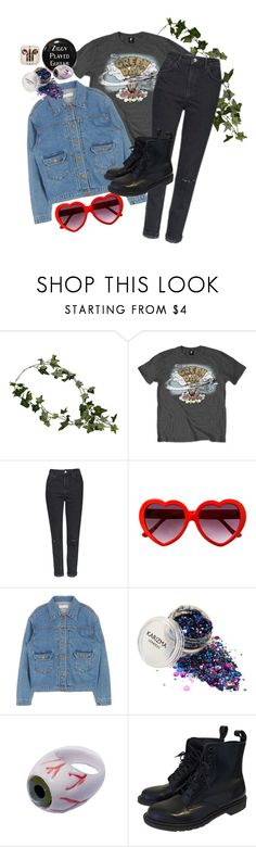 """""""Sin título #212"""" by starscounter394 ❤ liked on Polyvore featuring CO, Topshop, Kreepsville 666 and Dr. Martens"""
