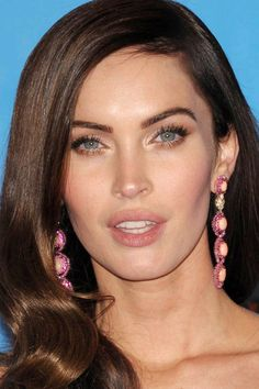 Megan Fox, Before and After - Beauty Editor: Celebrity Beauty Secrets, Hairstyles