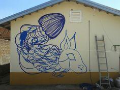Traços.  Artista : Guimnomo.  Mirassol - SP ,Brasil.