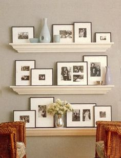 Do y'all want framed pictures of us in the living room? Or is that lame? Tell the truth. Comment!