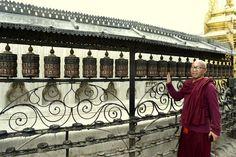 Monk   #Buddhism #Buddha #Nepal #Travel