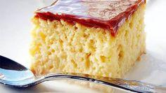 Trileçe Tatlısı nasıl yapılır? Sosyal Tarif resimli yemek tarifleri sitemizden Arnavut Tatlısı tarifimizi görmek için tıklayınız.
