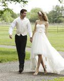 Korte trouwjurk 12-02